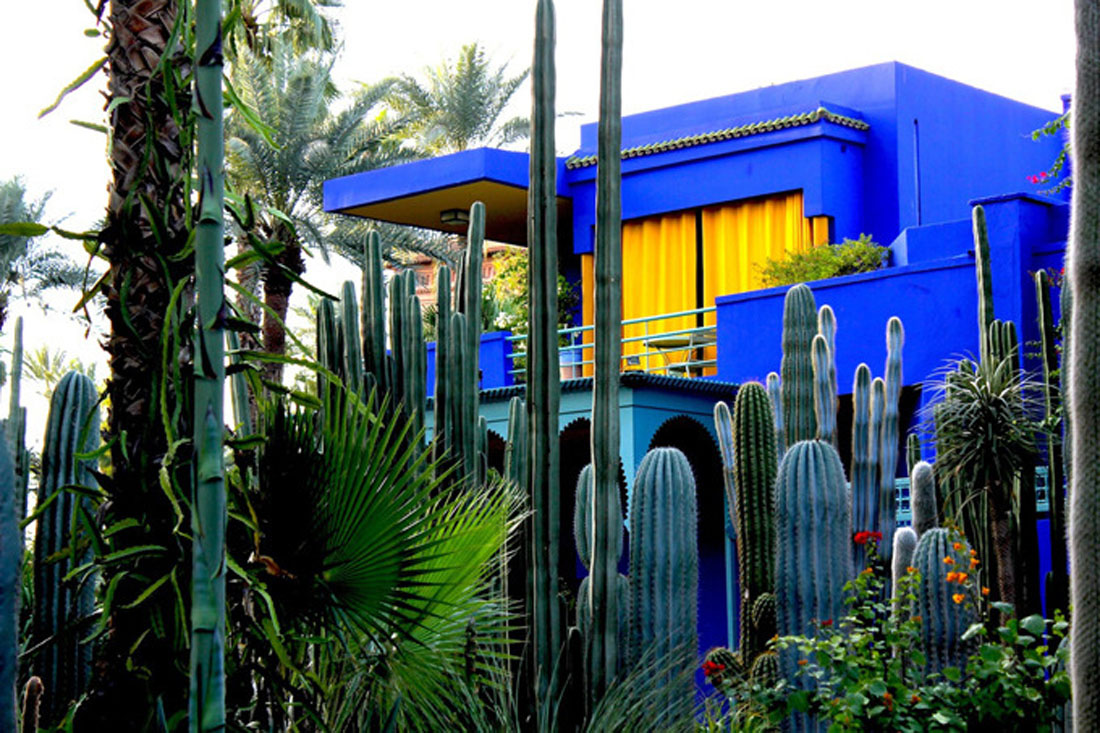 Gallery photos marrakech guide medina guided tours marrakech day trips marrakech trips - Jardin majorelle marrakech photos ...